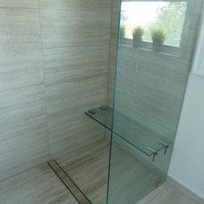 Contemporary Bathroom by 3D-Tile-Design - Bertram Tasch