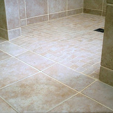 Bathroom by Aging-In-Place Remodeling