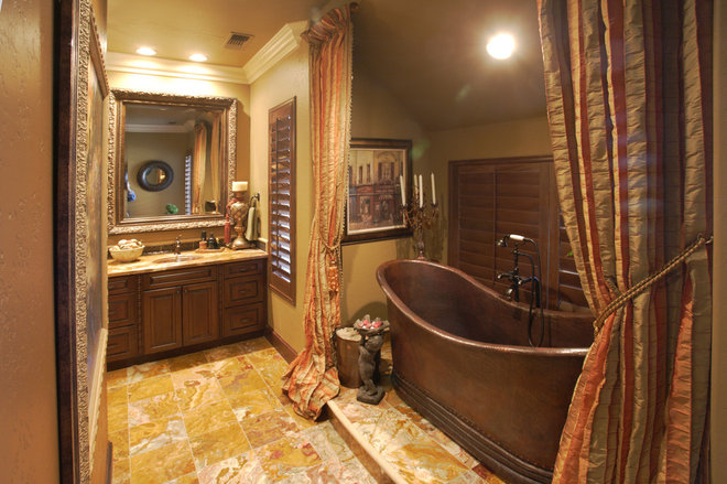 Traditional Bathroom Barrington