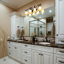 Bathroom by Kitchens By Julie