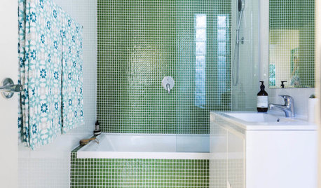Space-Enhancing Ideas to Steal From These Small Bathrooms