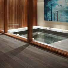 Modern Bathroom by Tile-Stones