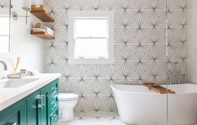 8 Ways to Elevate a Basic Bathroom