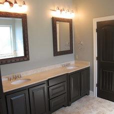 Traditional Bathroom by Bart Nichols Construction