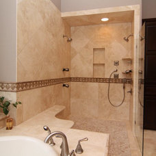 traditional bathroom by On Time Baths