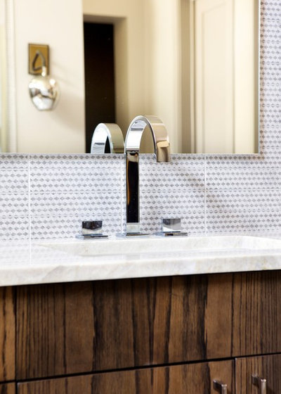 Contemporary Bathroom by Etch Design Group