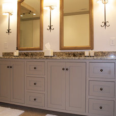 Contemporary Bathroom by Phoenix Millworks Inc.