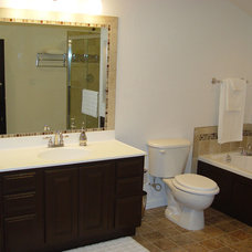 Contemporary Bathroom by Heritage Home Improvement
