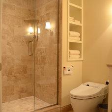 Traditional Bathroom Basement bathroom