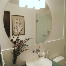Traditional Bathroom by Primed By Design Inc