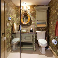 Traditional Bathroom by Custer Design Group