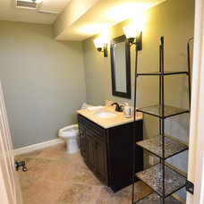 Traditional Bathroom by Remodeling and Painting Experts Inc.