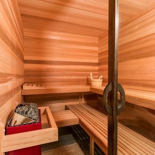 Basement Sauna