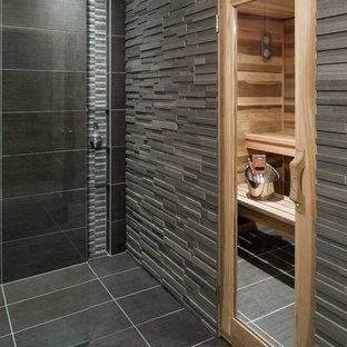 Basement Spa Bath and Sauna