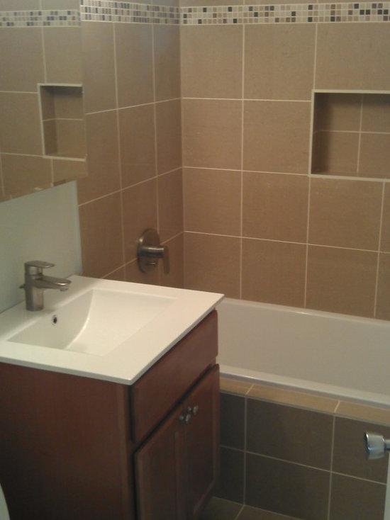 Basic Bathroom Remodel Houzz