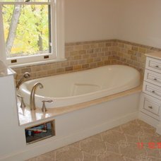 Traditional Bathroom by C.L. Carpenter & Co.