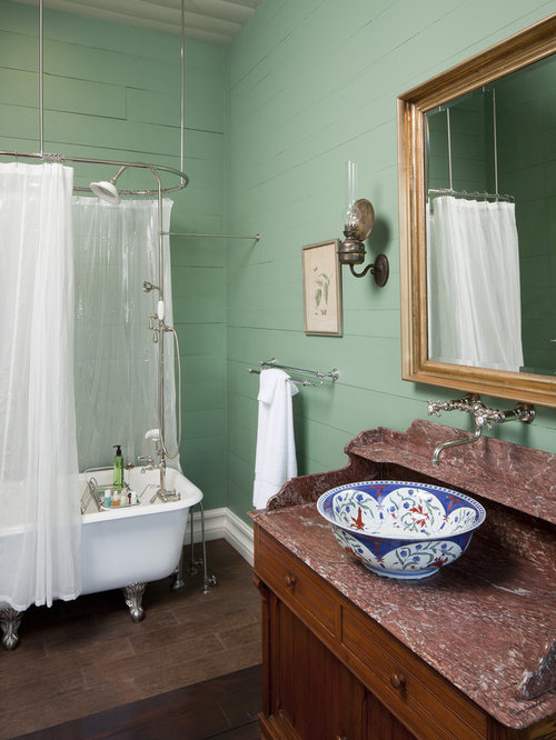 Clawfoot Tub Bathroom Home Design Ideas Pictures Remodel And Decor