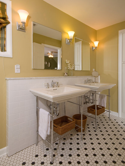 Tile Behind Sink Houzz