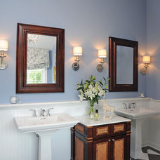Traditional Bathroom by J.S. Brown & Co.