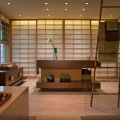 asian bathroom by CustomMade.com