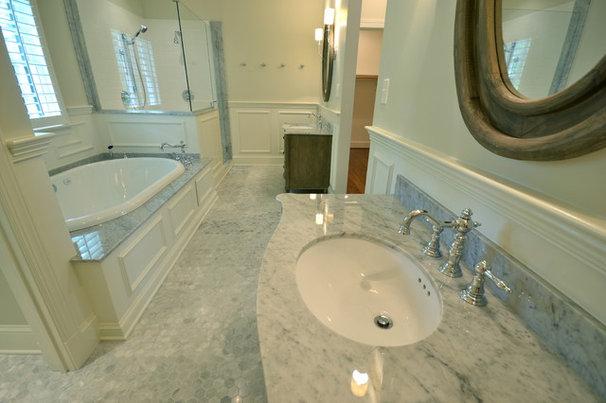 Traditional Bathroom by Davidson Designs