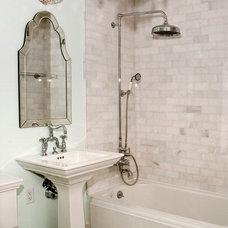 Traditional Bathroom by Atmosphere Builders
