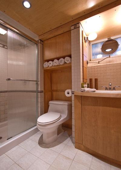 Contemporary Bathroom by Princeton Design Collaborative