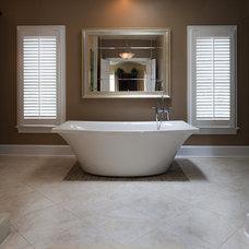 Contemporary Bathroom by Bowers Design Build