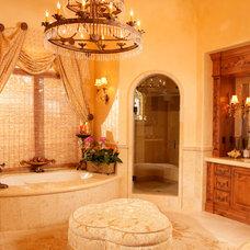 Traditional Bathroom by Kern & Co. - Susan Spath Interior Design