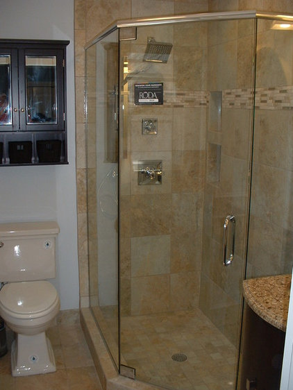 Traditional Bathroom by Complete Home Services