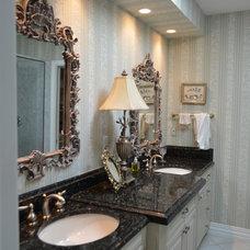 Traditional Bathroom by depotgranite