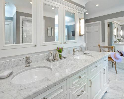 Traditional cincinnati bathroom design ideas remodels for Bath remodel cincinnati