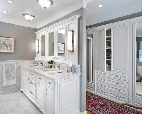 Double Bathroom Vanity Houzz