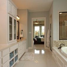 Bathroom by Empire Countertops, LLC