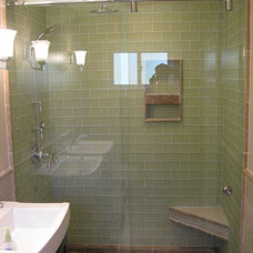 Contemporary Bathroom by First Choice Construction