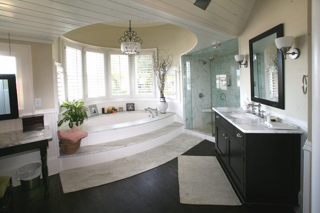 Traditional Bathroom by FrontPorch
