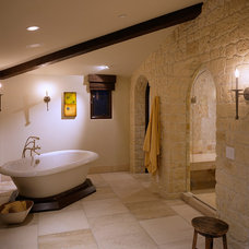 Traditional Bathroom by Gordon Gibson Construction