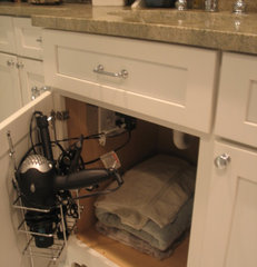 traditional bathroom by Geneva Cabinet Company