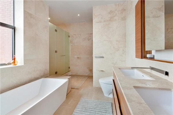Contemporary Bathroom by PURVI PADIA DESIGN