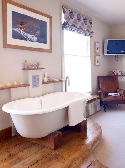 Contemporary Bathroom by Mark Jordan Architecture & Design