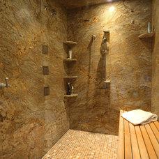 Bathroom by Stratus Marble & Granite