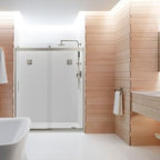 N Street Residence - Contemporary - Bathroom - DC Metro - by KUBE architecture