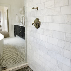 contemporary bathroom by Charles Luck Stone Center