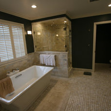Traditional Bathroom by Meyer Brothers and Sons, design | build | remodel
