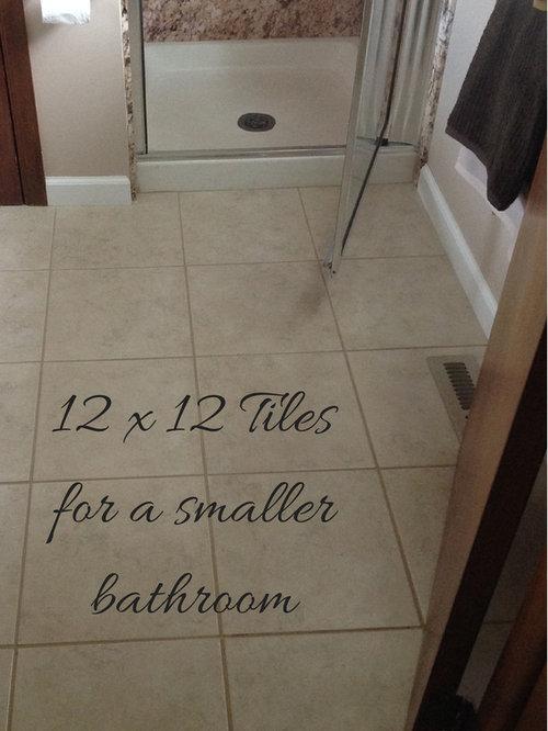 Best 12x12 Tile Bathroom Design Ideas Remodel Pictures Houzz