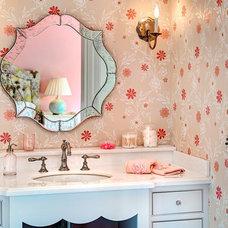Traditional Bathroom by Rariden Schumacher Mio & Co.
