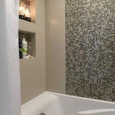 Contemporary Bathroom by FG Design