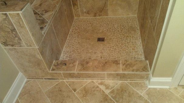 Contemporary Bathroom by Franks Home Maintenance