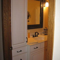 traditional bathroom by Jennifer Maass - Kitchen Concepts of Rochester