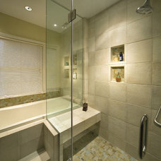 Traditional Bathroom by Stohlman & Kilner Remodeling Contractors